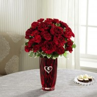 Love & Romance Flower Delivery in Colorado Springs, CO
